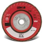 Compact Trimmable Flap Discs, C3 & Z3(R), USA Made