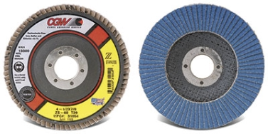 Premium Z-Stainless USA Made Flap Discs