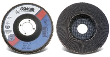 SC Ultimate - Silicon Carbide Flap Discs